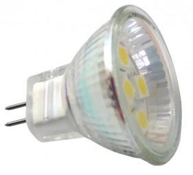 LED-Leuchtmittel - 6 SMD Spot MR 11