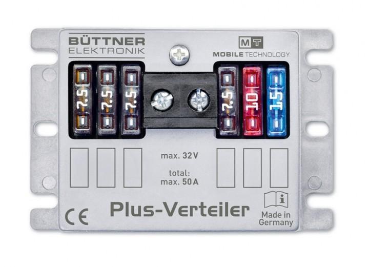 MT PV-6 Plus-Verteiler 12 V/24 V