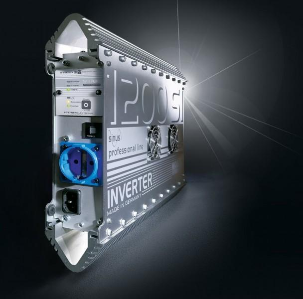 Wechselrichter MT 1200 SI-N