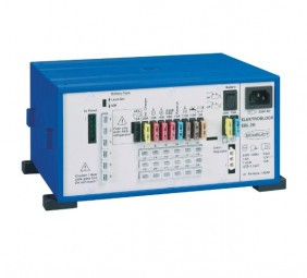 Schaudt Elektroblock EBL 211 mit Kontrolltafel