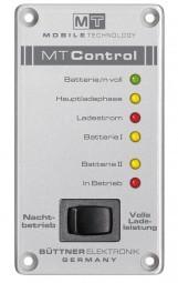 MT-Bedienteil für für Ladegerät MT 516 IUoU