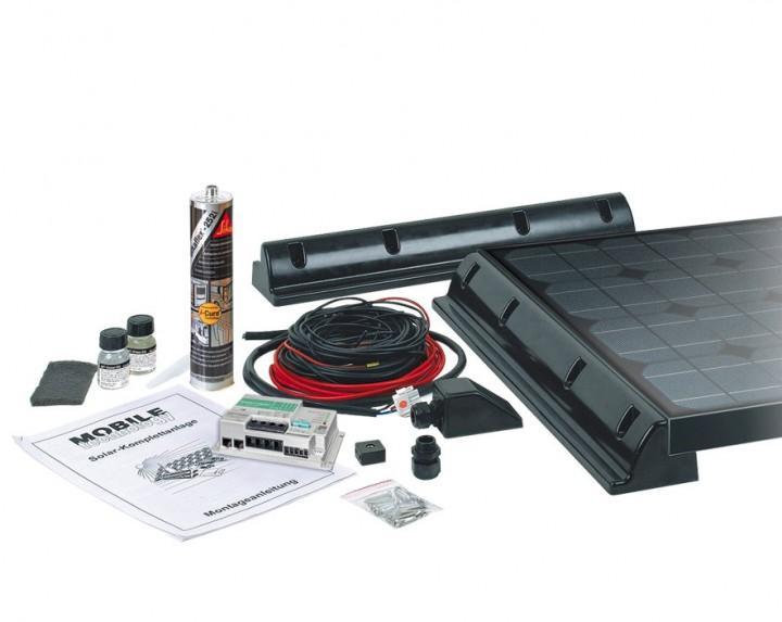Solar-Komplettanlage PowerPack I