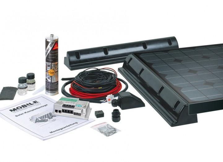 Solar-Komplettanlage MT 60 MC-S