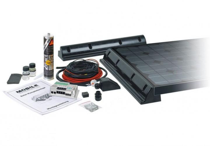 Büttner Solar-Komplettanlage PowerPack 3-1