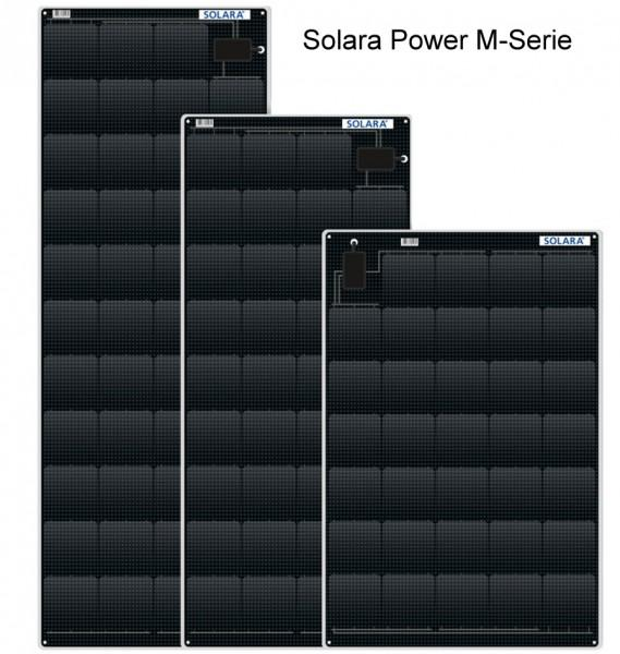 Flexibles Solarmodul Solara S460M35 Marine
