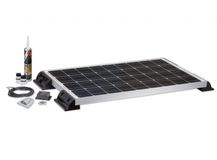 Solar Komplettanlage FF Power Set Plus SK 155