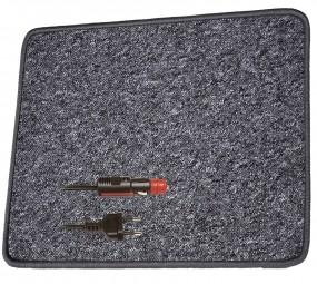 Pro Car Heizteppich 60 x 100 cm anthrazit 12 Volt / 60 Watt