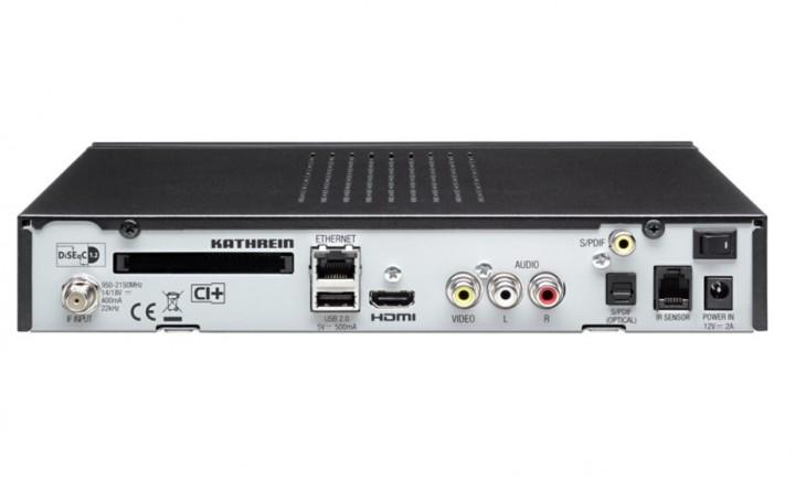 HDTV-Sat-Receiver UFS 946