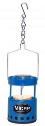UCO Kerzenlaterne 'Micro' blau
