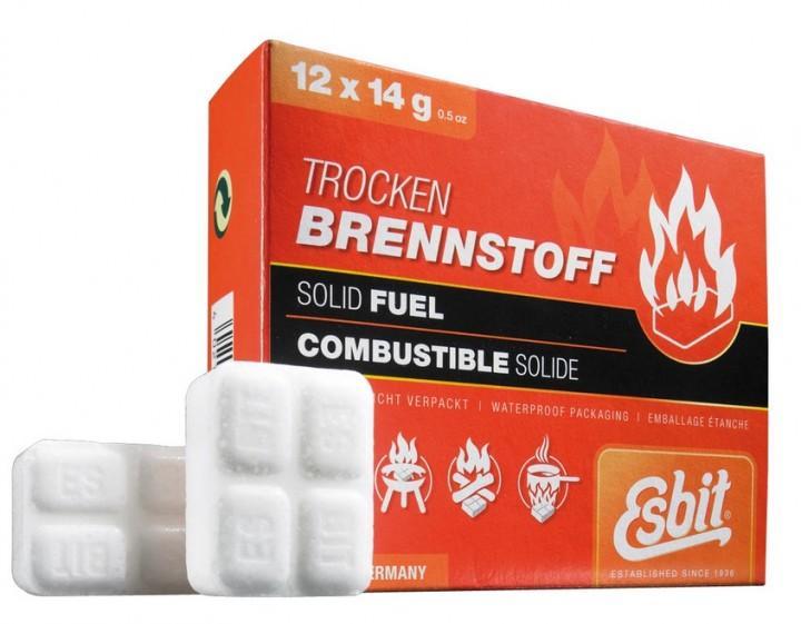 Esbit-Trockenbrennstoff XL