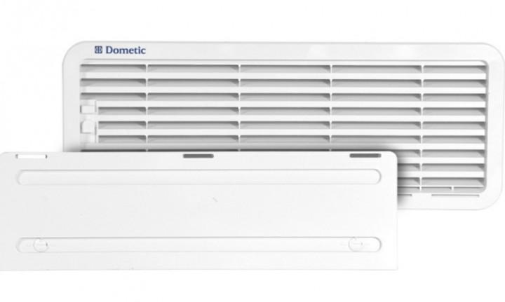Dometic-Lüftungsgitter-Set LS 100 Weiß