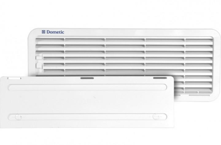 Dometic-Lüftungsgitter-Set LS 200 Weiß unten