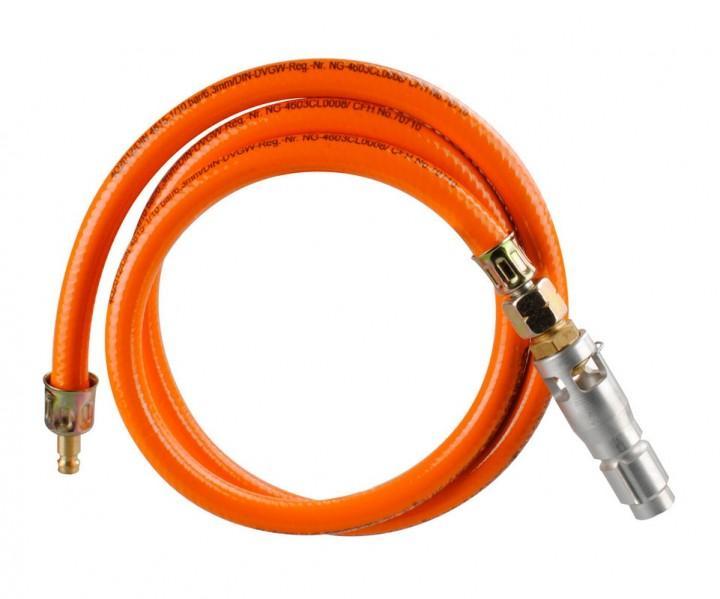 Injektorschlauch für Cramer 2-flamm 30 mbar