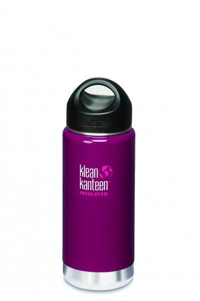 Klean Kanteen Flasche 'Insulated' himbeer, 0,473 L