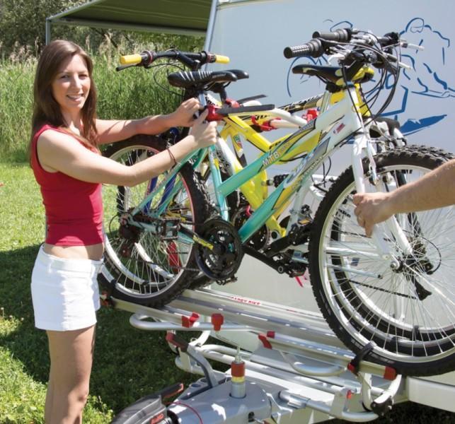 Fiamma Deichselträger Carry Bike® Caravan XL A Pro erweiterbar