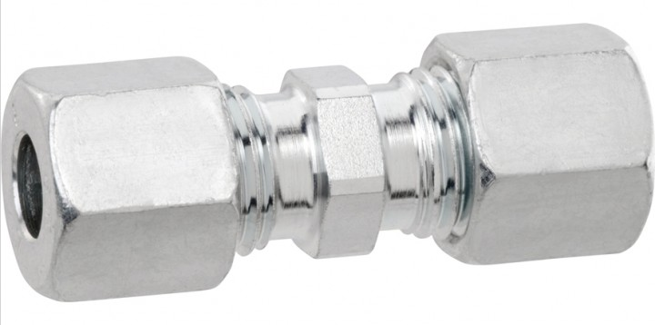GOK Schneidring Verschraubung Gerade Typ G 10 x 10 mm