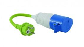 Outwell Adapter Schuko-Stecker - CEE-Kupplung