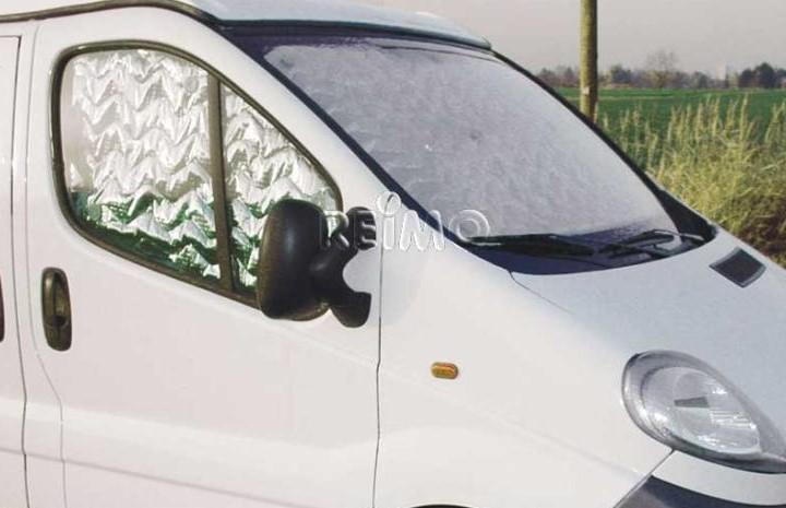 Thermomatte für Renault Master ab Bj. 2002 und Opel Movano