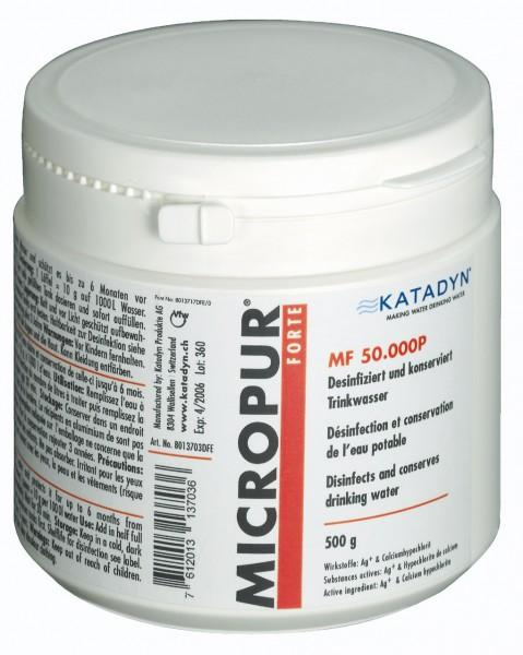 Micropur Forte MF 50.000 P, 500 g