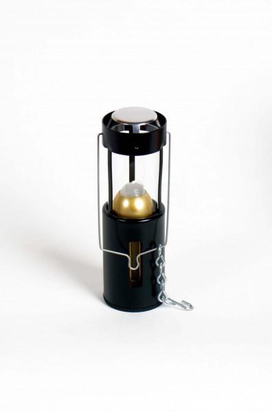UCO Kerzenlaterne Alu, schwarz
