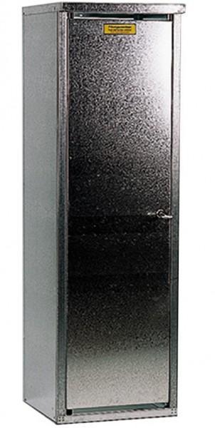 Gas-Flaschen-Schrank für 1 Gasflasche 33 kg