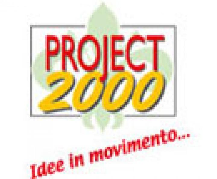 Project 2000 TFT-Halter elektrisch