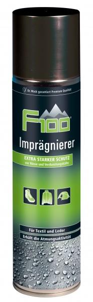 F100 Imprägnier Spray 400 ml