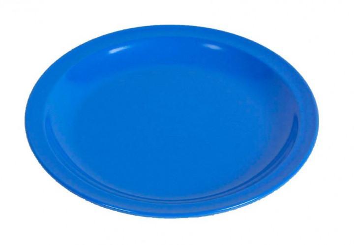 Waca Melamin, blau Kuchenteller Ø 19.5 cm