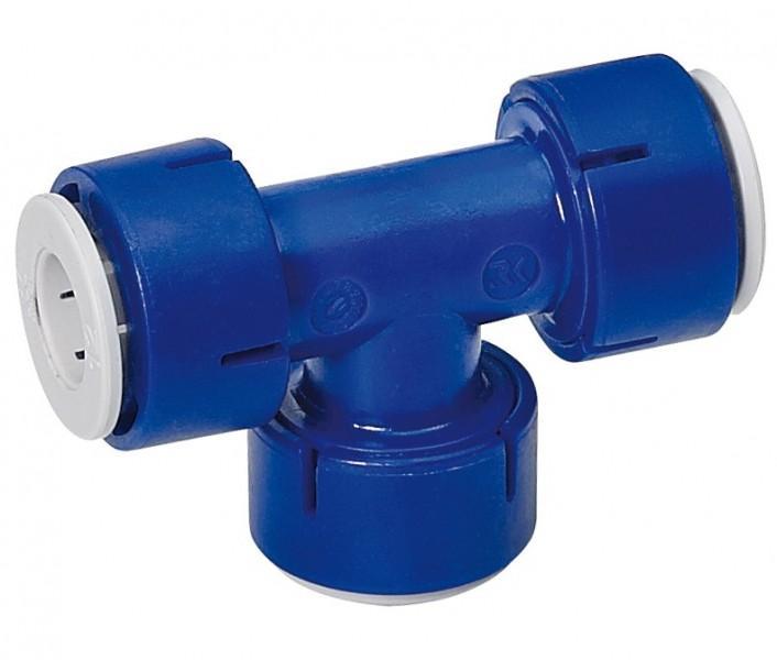 T-Verbinder UniQuick Trinkwassersystem 12 mm