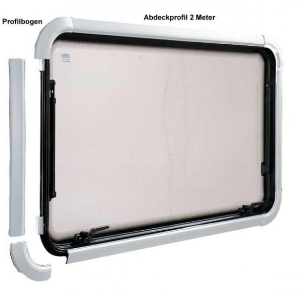 Fensterabdeckprofil-Bogen innen für TB-Kompakt
