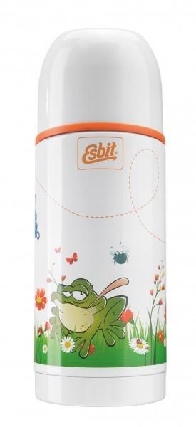 Esbit Isolierflasche Kids Frosch 0,35 L