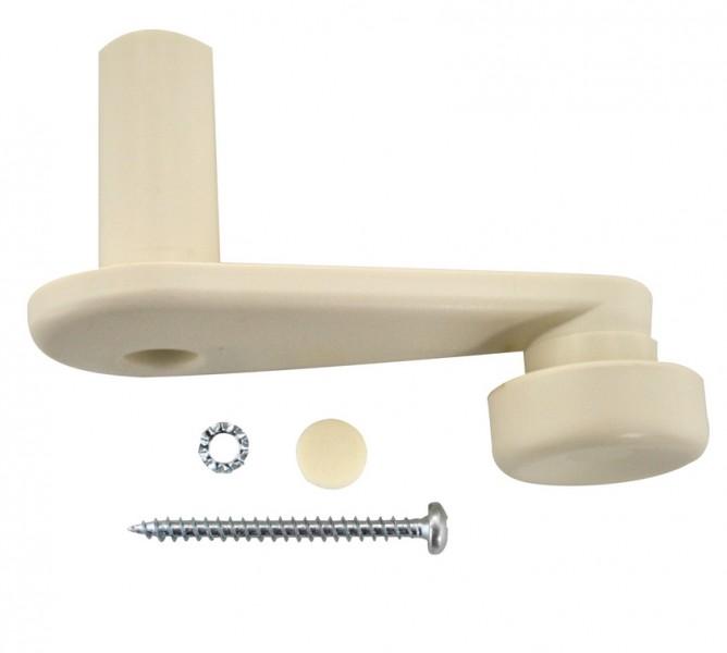 Kurbel für Dachhaube 425 x 425 mm