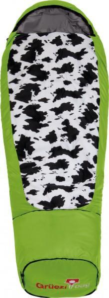 Grüezi-Bag Schlafsack Kids Cow rechts