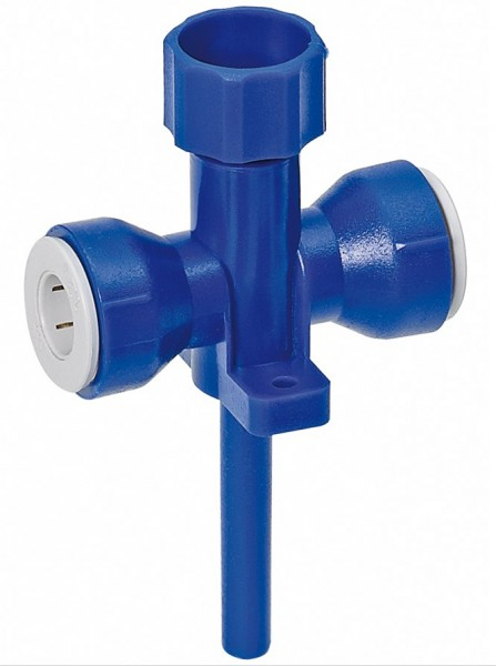 Entleerungs und Entlüftungsventil für UniQuick Trinkwassersystem 12 mm
