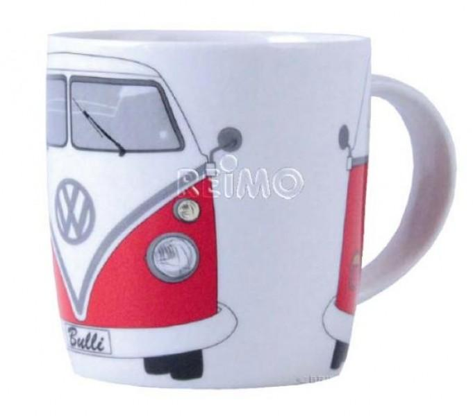 VW Collection Kaffeetasse VW Bulli rot