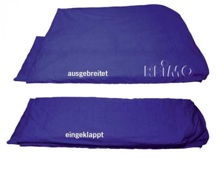 Duvalay Schlafsack blau
