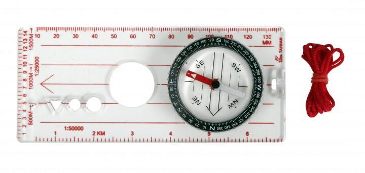 Coghlans Kartenkompass gross