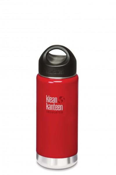 Klean Kanteen Flasche 'Insulated' rot, 0,473 L