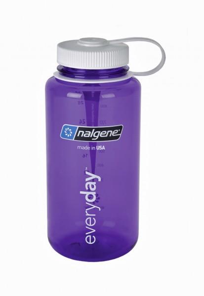 Nalgene 'Everyday Weithals' 1 L, violett