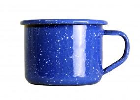 Relags Emaille Espresso Tasse 125 ml blau