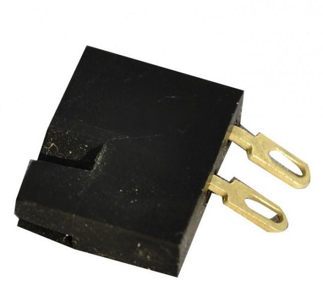 Buchsenleiste 2-polig für S 3002 P Heizungen