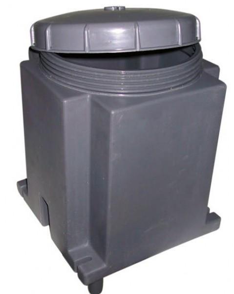 Gaskasten für 3 kg- Flaschen