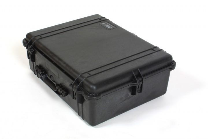 Pelibox 1600 schwarz ohne Schaumeinsatz