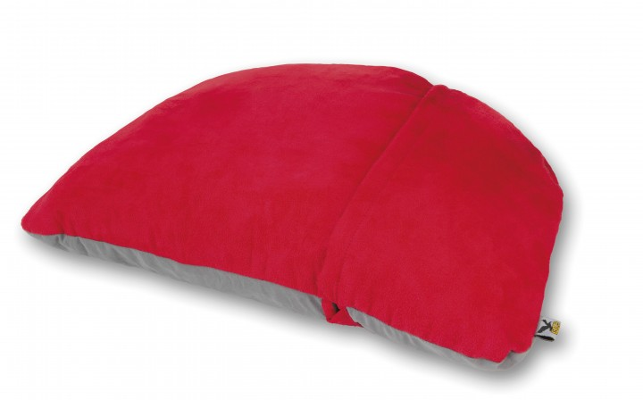 Salewa Kissen 'Pillow Shape' 46 x 36 cm, rot