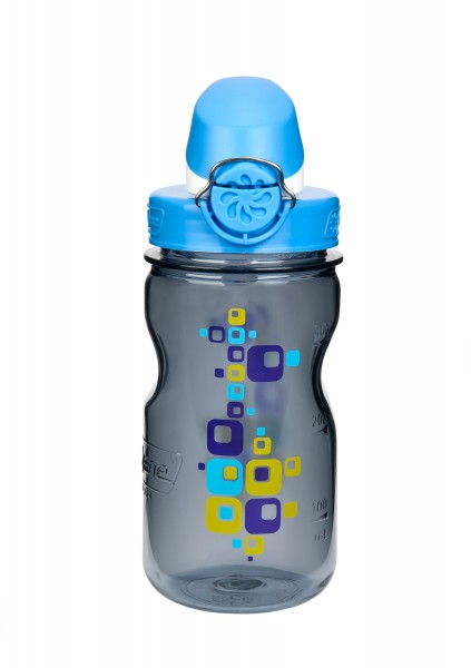 Nalgene Everyday OTF Kids 0,35 L grau Quader