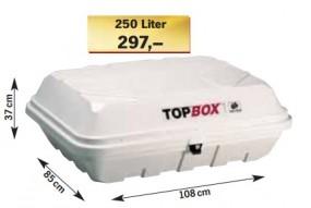 Thule Omnistor Top-Box 250 Liter