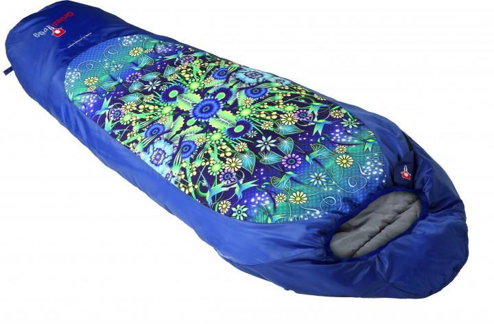 Grüezi-Bag Schlafsack Catalina