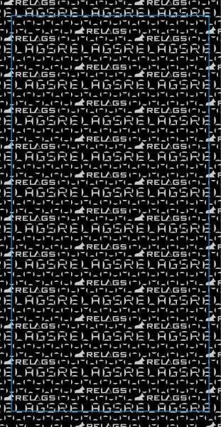 Relags Kopf-/Halstuch schwarz