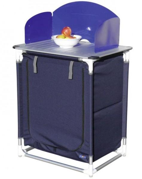Bel-Sol Kocherschrank H86 blau