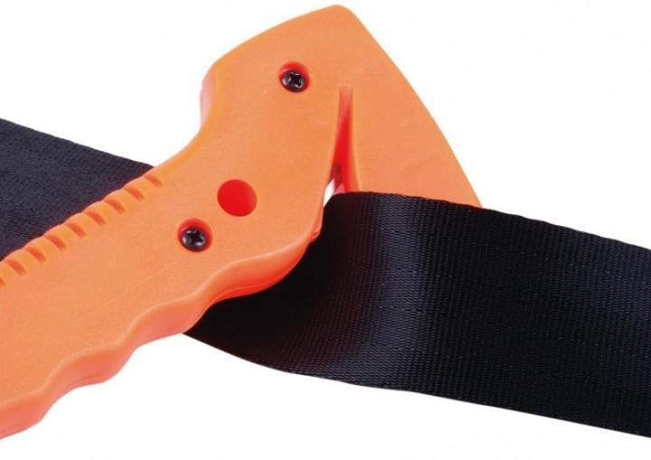 Sicherheits-Nothammer mit Halterung